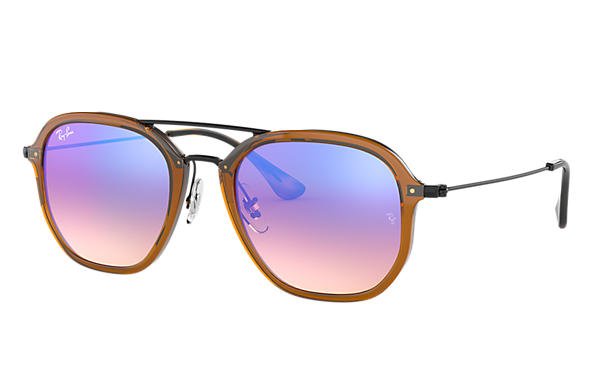 Ray-Ban 0RB4273-RB4273 Marrone; Nero SUN