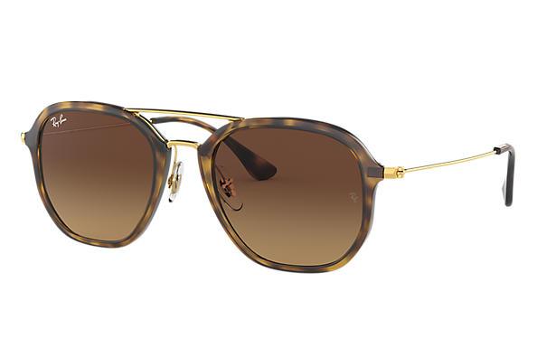 Ray-Ban 0RB4273-RB4273 Havane; Or SUN