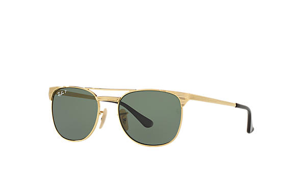 Ray-Ban 0RJ9540S-SIGNET JUNIOR Gold SUN