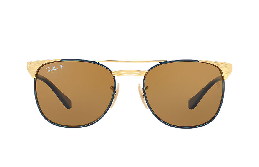 Ray-Ban  sunglasses RJ9540S CHILD 004 signet junior gold 8053672677126