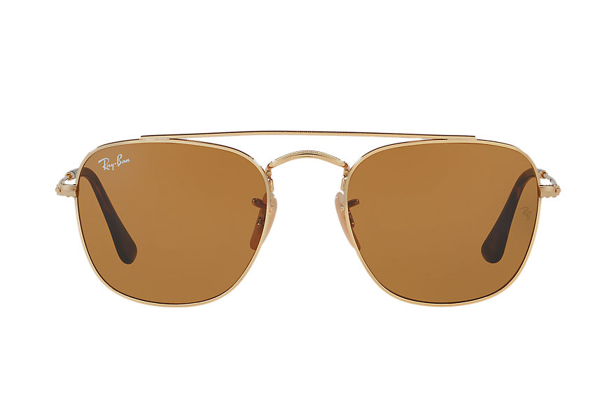 Ray-Ban  sunglasses RB3557 UNISEX 006 rb3557 gold 8053672679069