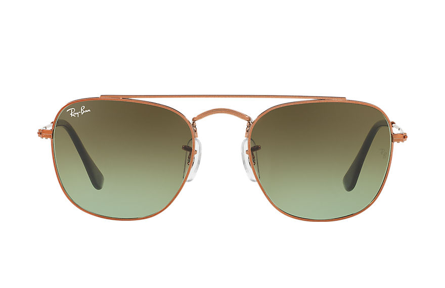 Ray-Ban  sunglasses RB3557 UNISEX 003 rb3557 bronze copper 8053672680560
