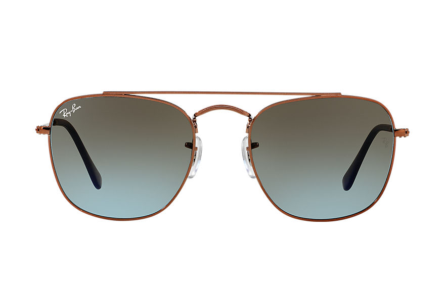 Ray-Ban  sunglasses RB3557 UNISEX 004 rb3557 bronze copper 8053672680607