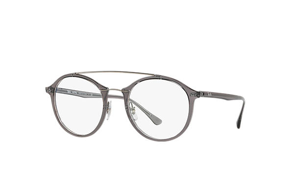 Ray-Ban 0RX7111-RB7111 Grey OPTICAL