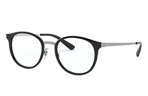656ddfd53e Ray-Ban prescription glasses RB6372M Black - Metal - 0RX6372M250250 ...