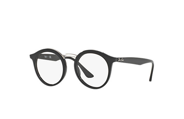 Ray-Ban 0RX7110-RB7110 Czarny OPTICAL