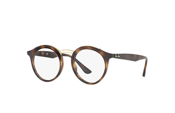 Ray-Ban 0RX7110-RB7110 Tortoise OPTICAL