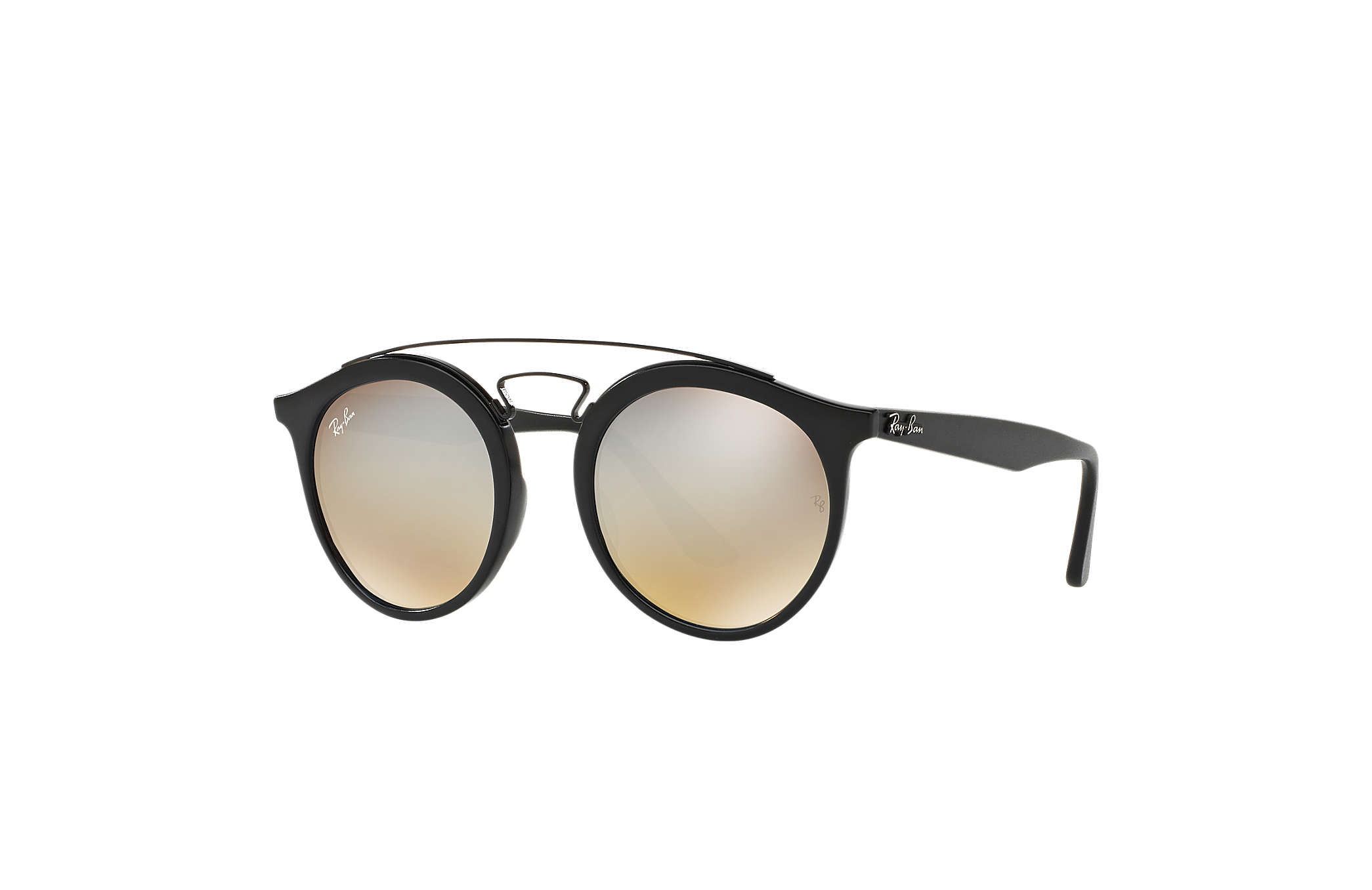 f56d60bbf3 Ray-Ban Rb4256 Gatsby I RB4256 Black - Propionate - Silver Lenses ...