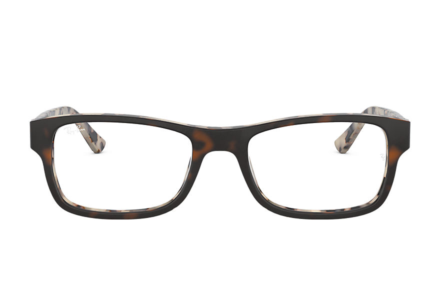 Ray-Ban  sehbrillen RX5268 UNISEX 015 rb5268 tortoise 8053672685183