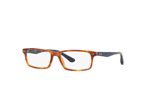 Ray-Ban 0RX5277-RB5277 Tortoise; Grey OPTICAL