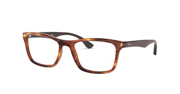 a51a41e5b15ec Ray-Ban prescription glasses RB5279 Tortoise - Acetate - 0RX5279569155