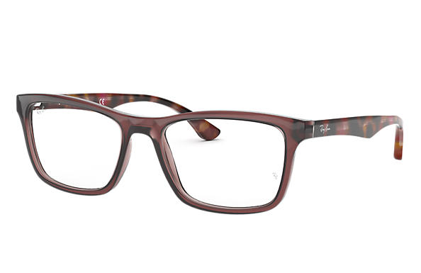 Ray-Ban 0RX5279-RB5279 Marron; Havane OPTICAL