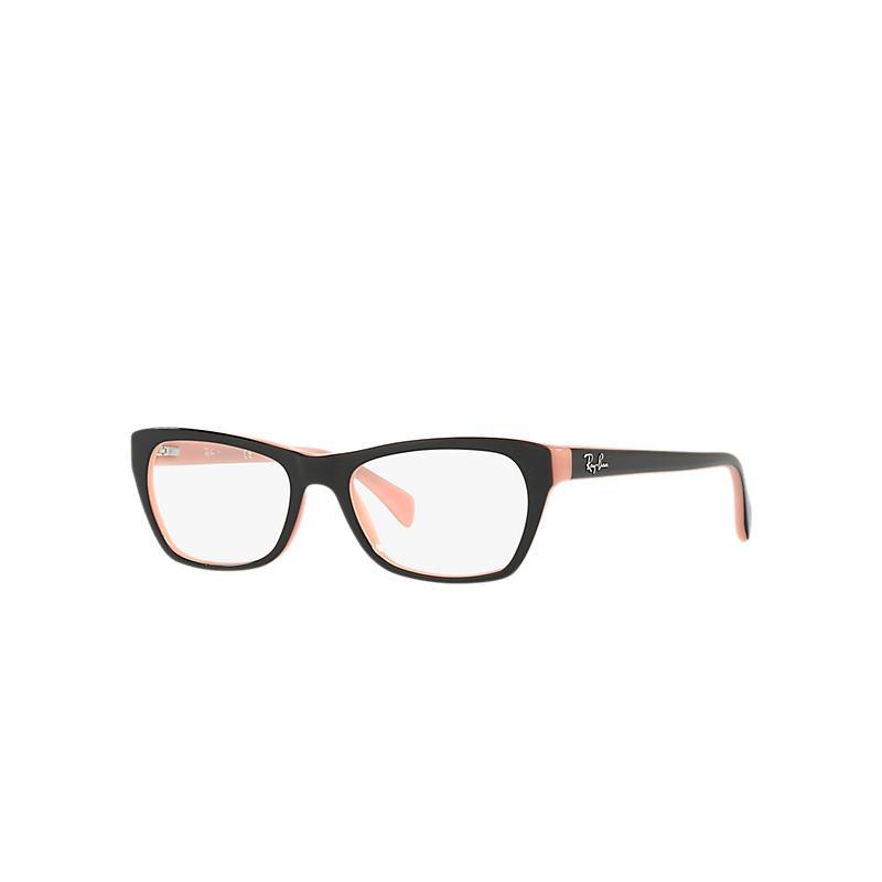 Image of Ray-Ban Black Eyeglasses - Rb5298