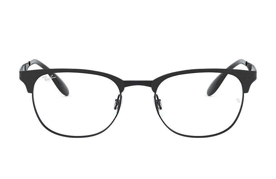 Ray-Ban  eyeglasses RX6346 MALE 001 rb6346 黑色 8053672686432