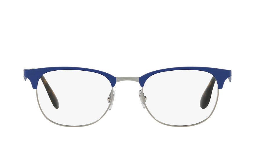 Ray-Ban  eyeglasses RX6346 MALE 002 rb6346 蓝色 8053672686456