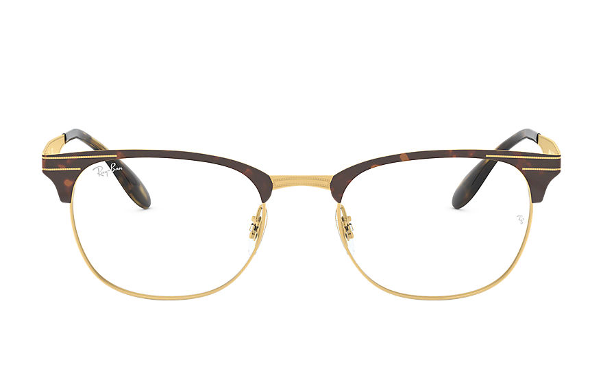 Ray-Ban  eyeglasses RX6346 MALE 004 rb6346 玳瑁色 8053672686500