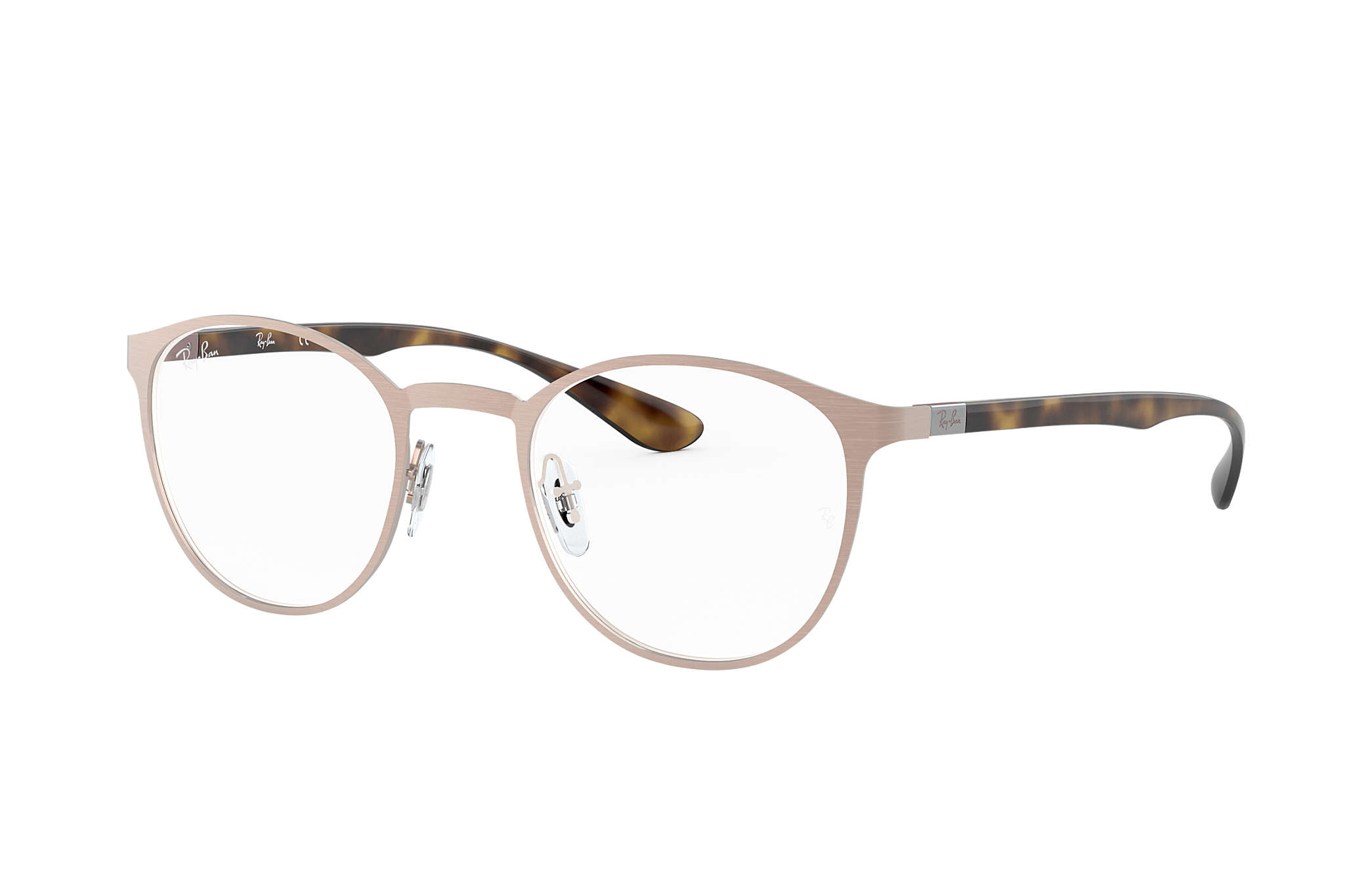 678dae01f3 Ray-Ban RB6355 CLIP-ON Silver
