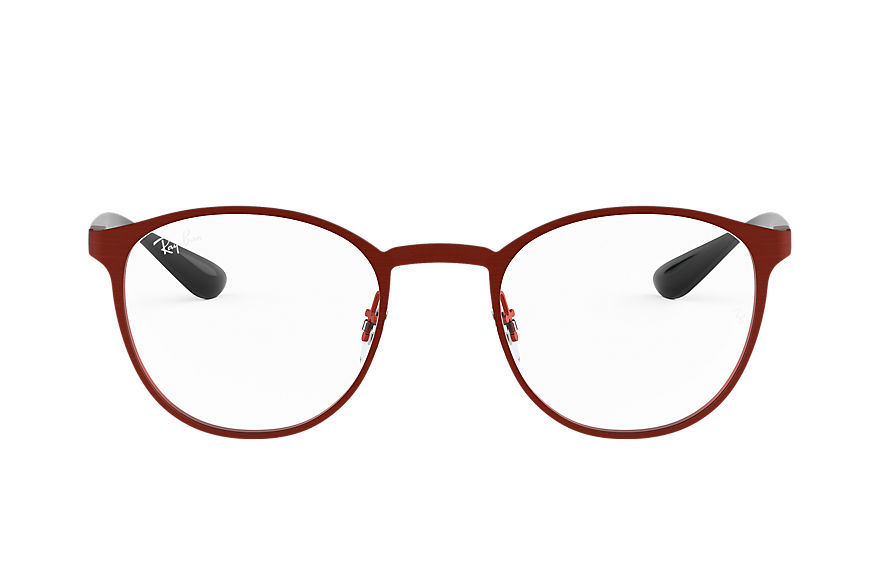 Ray-Ban  eyeglasses RX6355 UNISEX 008 rb6355 bordeaux 8053672686593