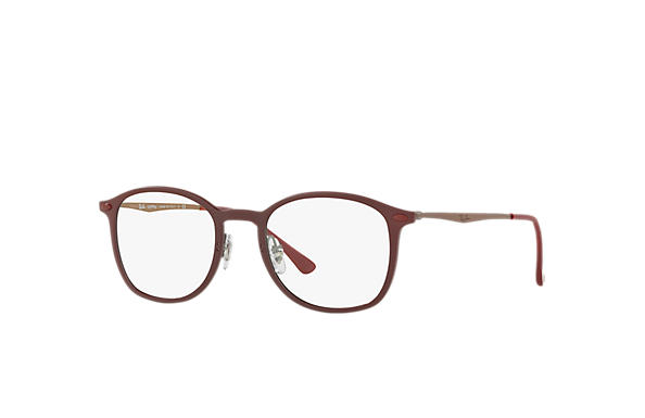 Ray-Ban 0RX7051-RB7051 Bordeaux; Bronze-Copper OPTICAL