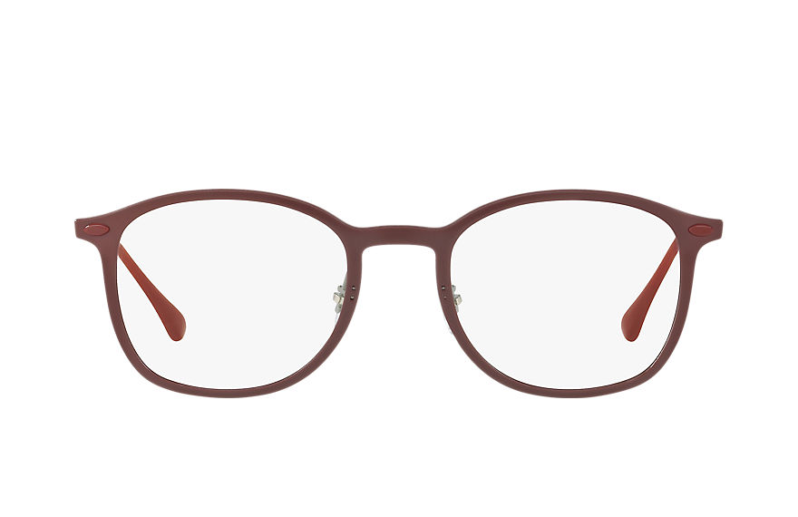 Ray-Ban  eyeglasses RX7051 UNISEX 008 rb7051 bordeaux 8053672686746
