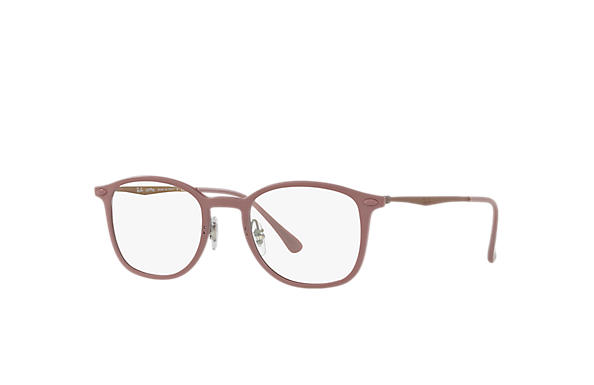 Ray-Ban 0RX7051-RB7051 Light Brown; Bronze-Copper OPTICAL