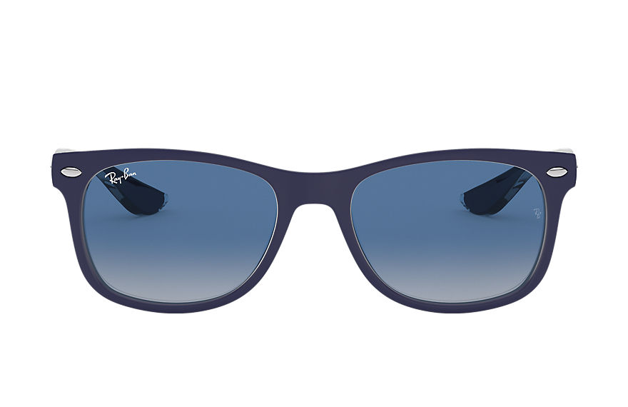 Ray-Ban  sunglasses RJ9052S CHILD 012 new wayfarer junior blue 8053672687354