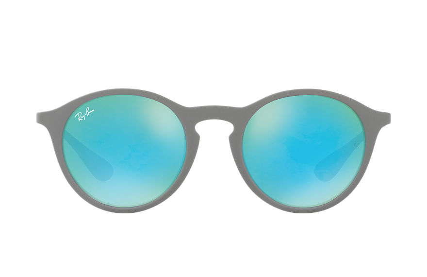 Ray-Ban  sunglasses RB4243F MALE 001 rb4243f 灰色 8053672687767