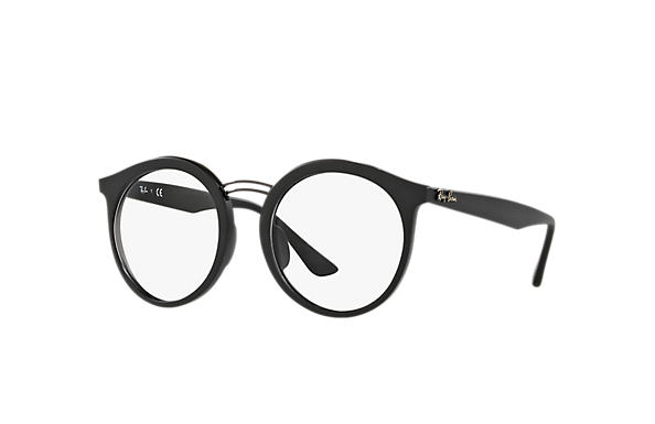 Ray-Ban 0RX7110F-RB7110F Black OPTICAL