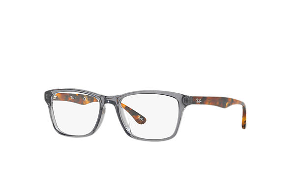 Ray-Ban 0RX5279F-RB5279F Grey; Tortoise OPTICAL