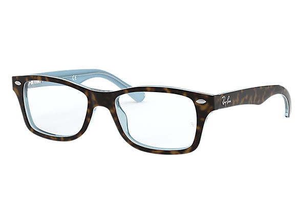 Ray-Ban 0RY1531-RB1531 Havane,Bleu OPTICAL