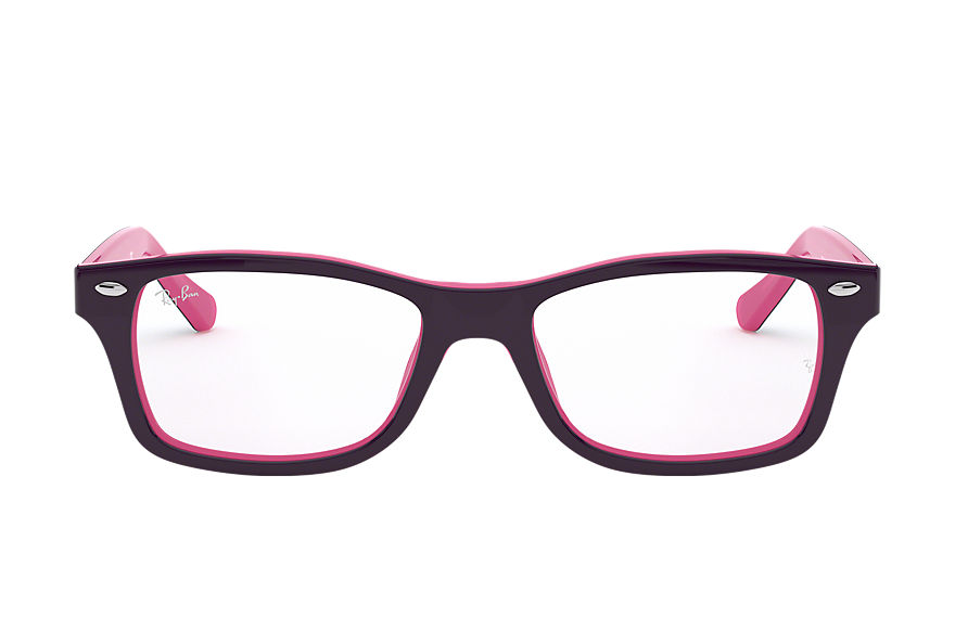 Ray-Ban  eyeglasses RY1531 CHILD 009 rb1531 violet 8053672688429