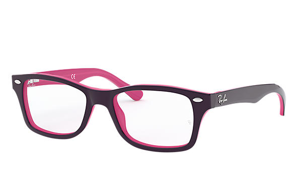 Ray-Ban 0RY1531-RB1531 Violet,Violet-Rouge OPTICAL