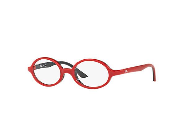 Ray-Ban 0RY1545-RB1545 Red,Black OPTICAL