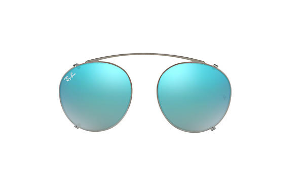 Ray-Ban 0RX2180C-RB2180 CLIP-ON Gunmetal CLIPON