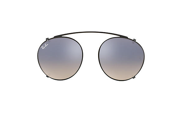 Ray-Ban 0RX2180C-RB2180 CLIP-ON Noir CLIPON