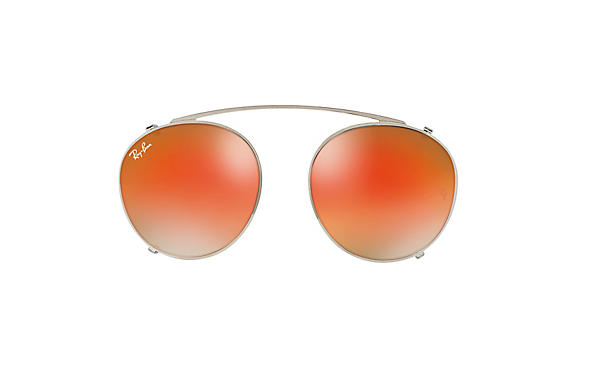 RB2180 CLIP-ON Ray-Ban en Gun  Ray-Ban® France e841a6f83fb9