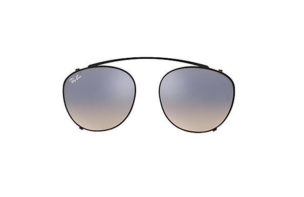 Ray-Ban 0RX6355C-RB6355 CLIP-ON Schwarz CLIPON
