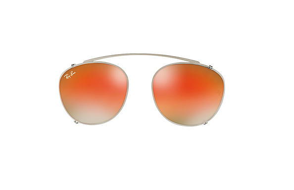 Ray-Ban 0RX6355C-RB6355 CLIP-ON Plata CLIPON