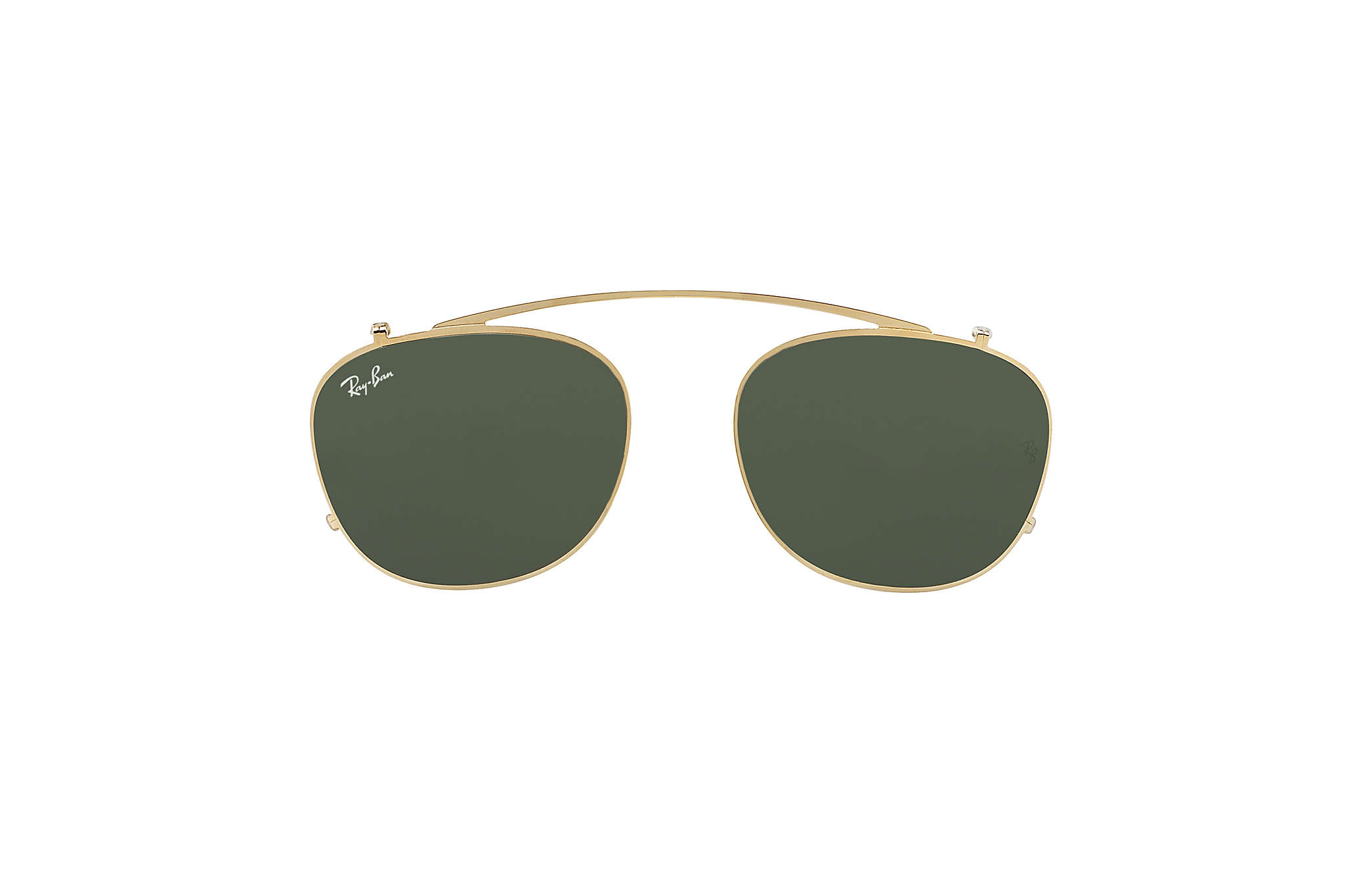 9a8366759494b RB6317 Clip-on Ray-Ban en Or  Ray-Ban® France