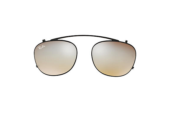 Ray-Ban 0RX6317C-RB6317 Clip-on 黑色 CLIPON