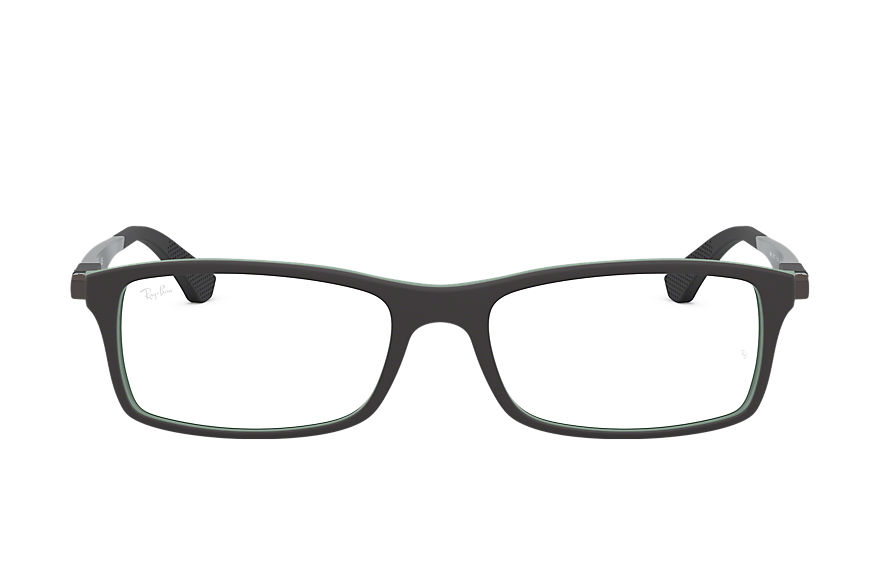 Ray-Ban  eyeglasses RX7017 MALE 009 rb7017 black 8053672690156