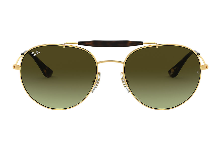 Ray-Ban  sunglasses RB3540 MALE 001 rb3540 online exclusive 골드 8053672692389