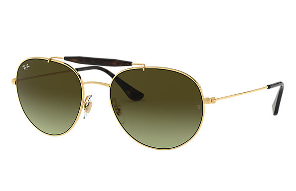 Ray-Ban 0RB3540-RB3540 @Collection Gold SUN