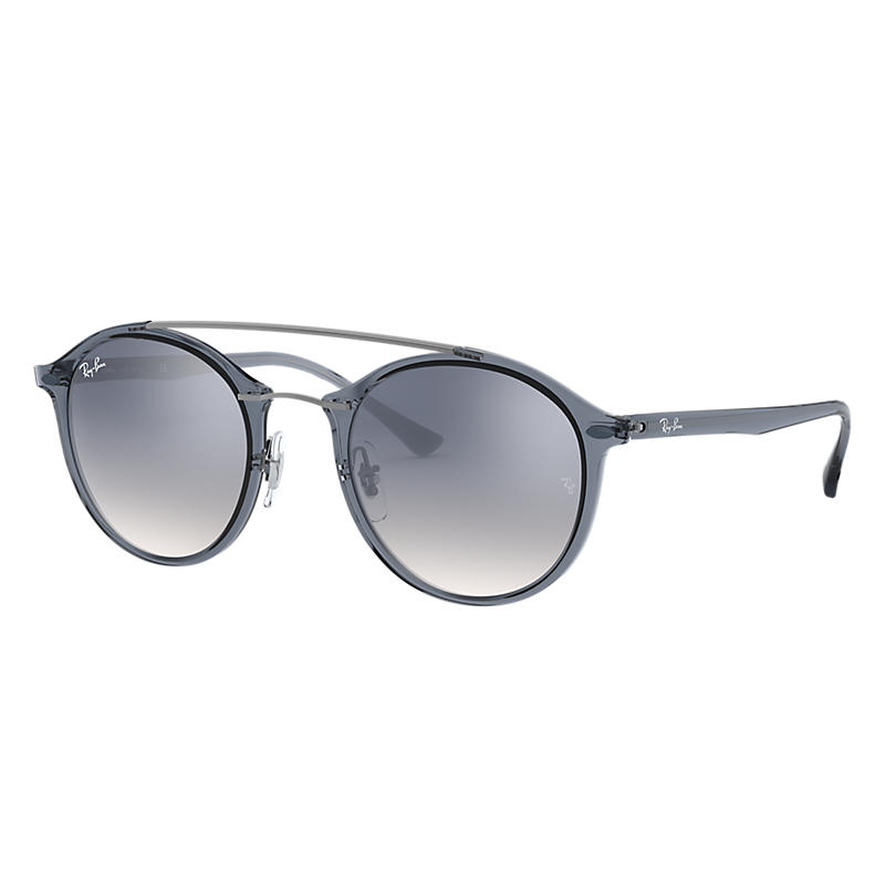 Ray Ban @Collection Blue Sunglasses, Blue Sunglasses Lenses Rb4266