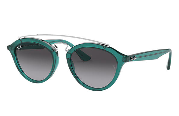 Ray-Ban 0RB4257-GATSBY II Collection Green SUN
