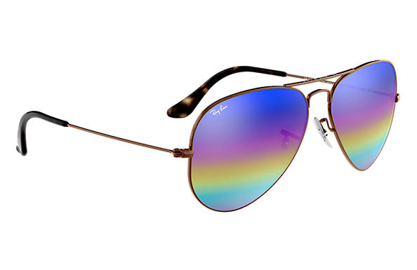 ray ban Aviator Mineral Flash Lenses RB3025 9019C2