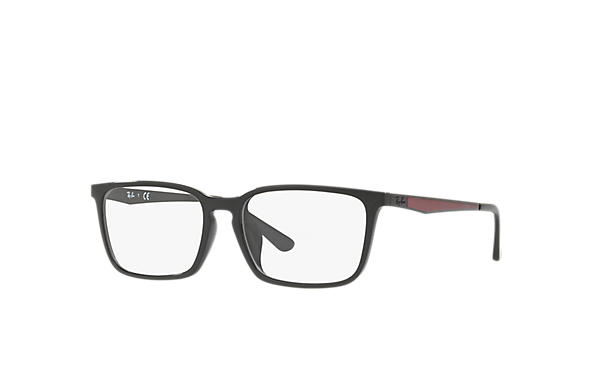 cfa0ab4f37 Ray-Ban eyeglasses RB7113D Black - Injected - 0RX7113D801356