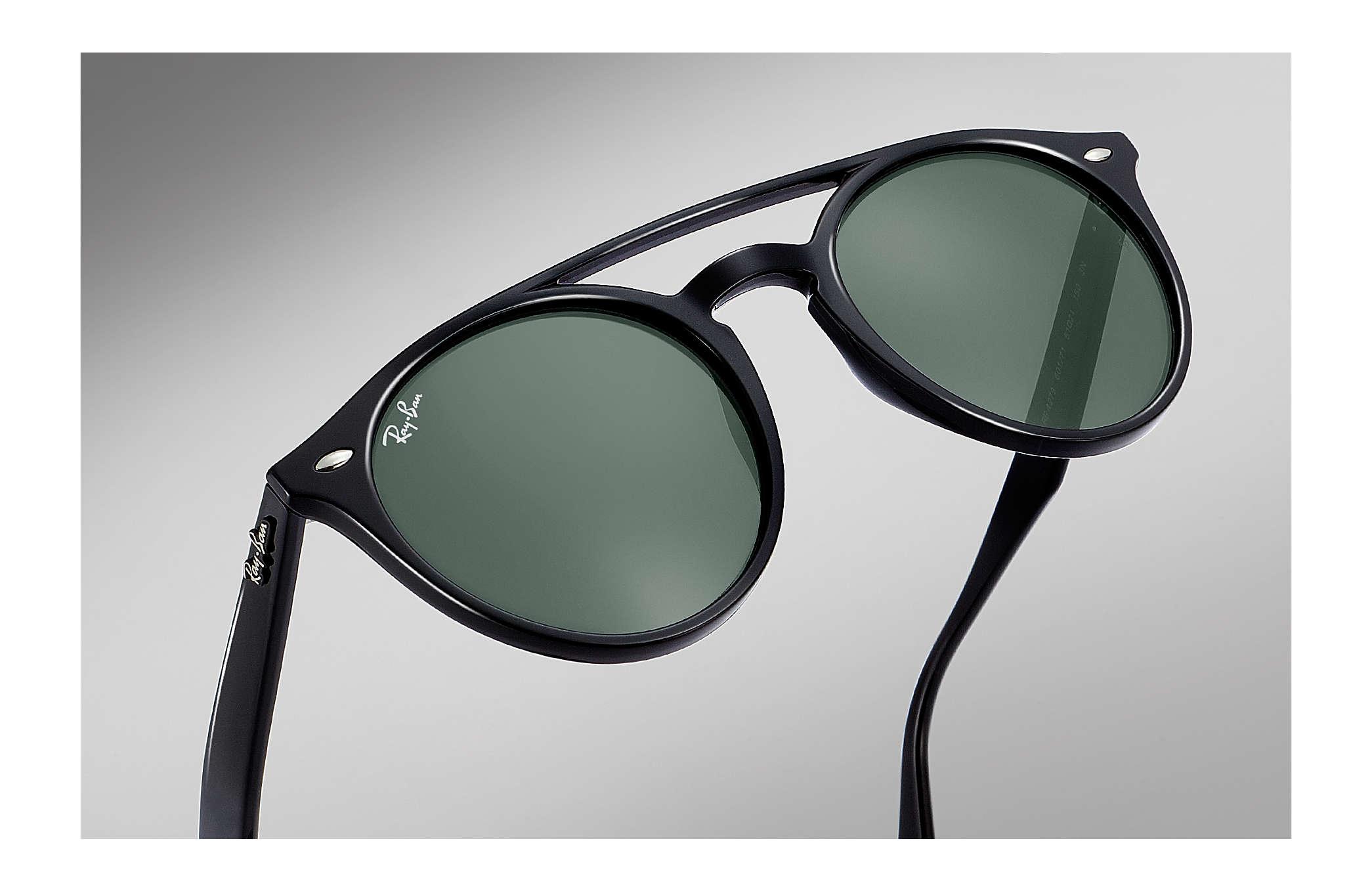 281af204a4 Ray-Ban RB4279 Black - Propionate - Green Lenses - 0RB4279601/7151 ...