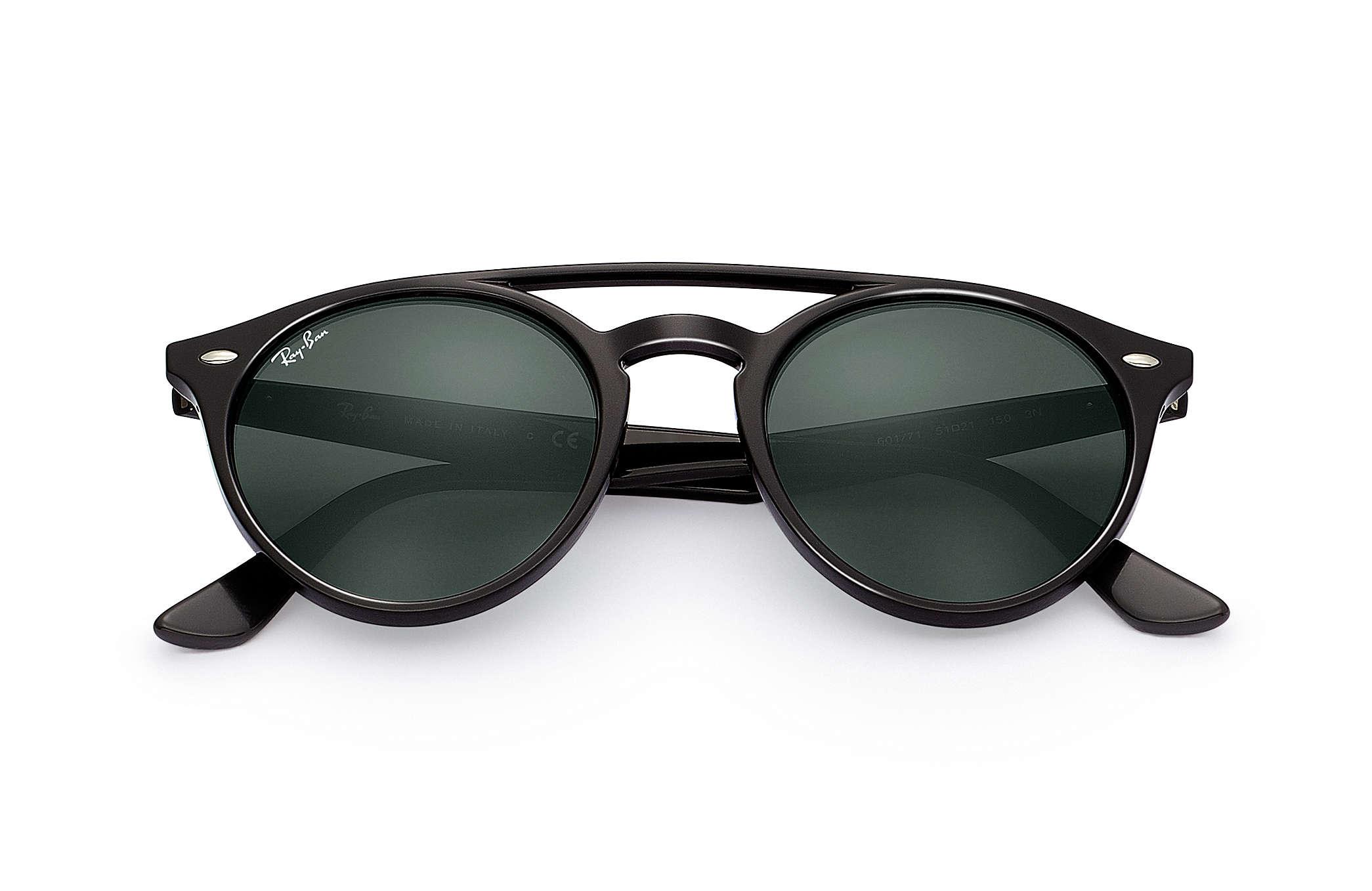 Ray-Ban RB4279 Black - Propionate - Green Lenses - 0RB4279601 7151 ... a4c3f5b0ff