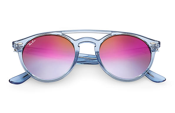 50accb703d Ray-Ban RB4279 Light Blue - Propionate - Violet Lenses ...